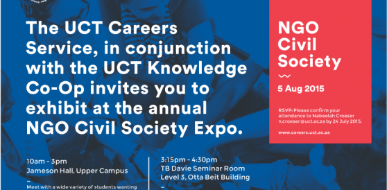NPO/Civil Society Career Expo